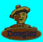 DOUGLAS - TOOLBOX - TRANSFER - 1951 TO 1957 - D56015